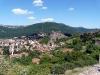 Гледка от крепостта към Белоградчик