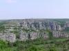 Красива природа от крепостта Червен