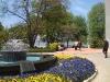Градината на хотел Дръстър 3