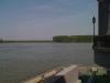 Яхтено пристанище на Дунав край хотел Дръстър