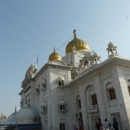 Впечатляващ Сикхски храм в Делхи – Gurudwara Bangla Sahib