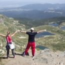 Конкурс 2014: Разходка до Седемте Рилски езера
