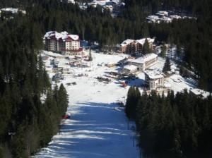 Ски писта в Пампорово