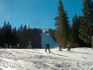 Ски писта Банско