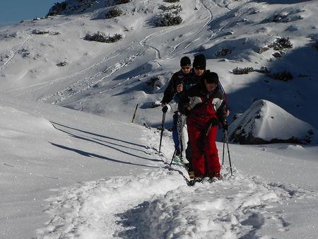 Поход със снегоходки