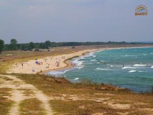 плаж до Крапец