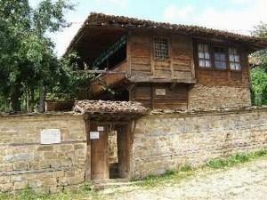 къщата на Захари Стоянов