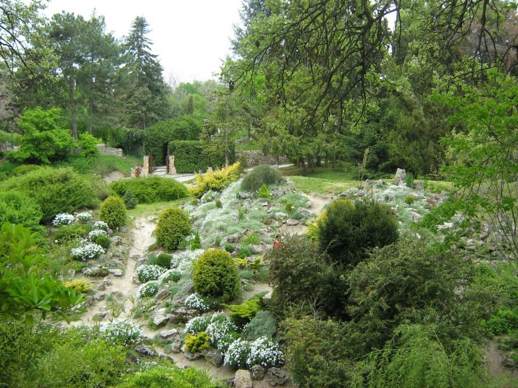 Частица от красотата на Ботаническата градина