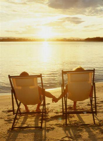 Лятна отпуска на плажа
