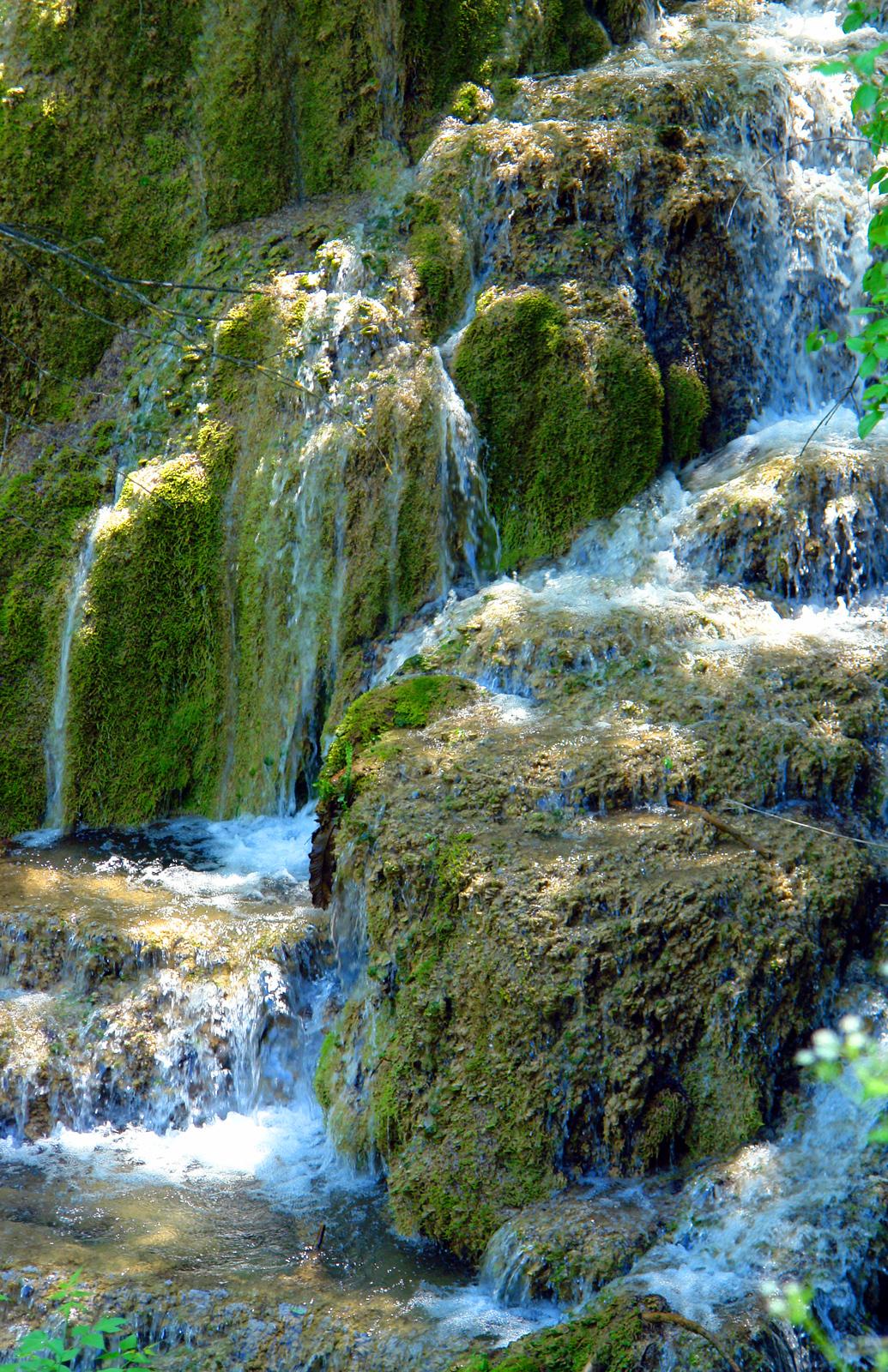 Снимка - Крушунските водопади (Маарата)