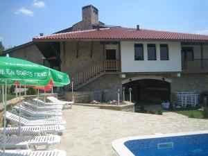 Хотел Загорие - Арбанаси