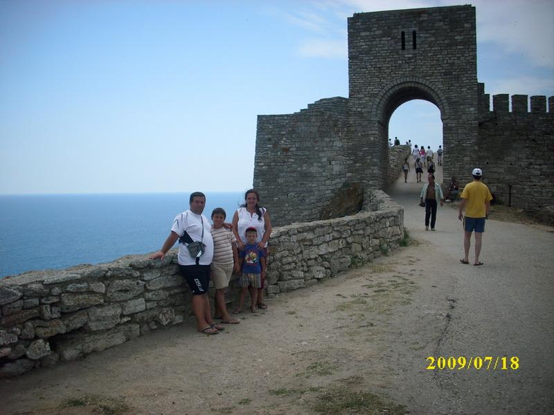 Крепостта Калиакра