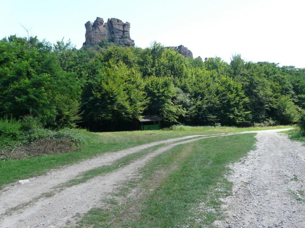 Пътека покрай Белоградчишките скали