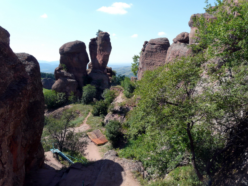 Страшнички гледки от крепостта Калето