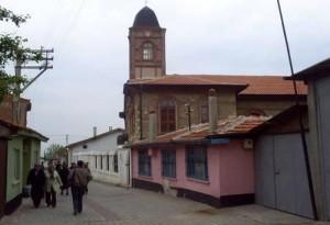 """Българската църква """"Св. Георги""""."""