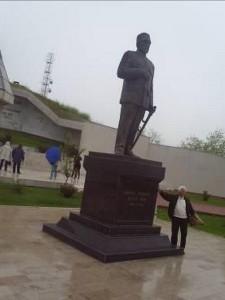 паметника на Шукри паша