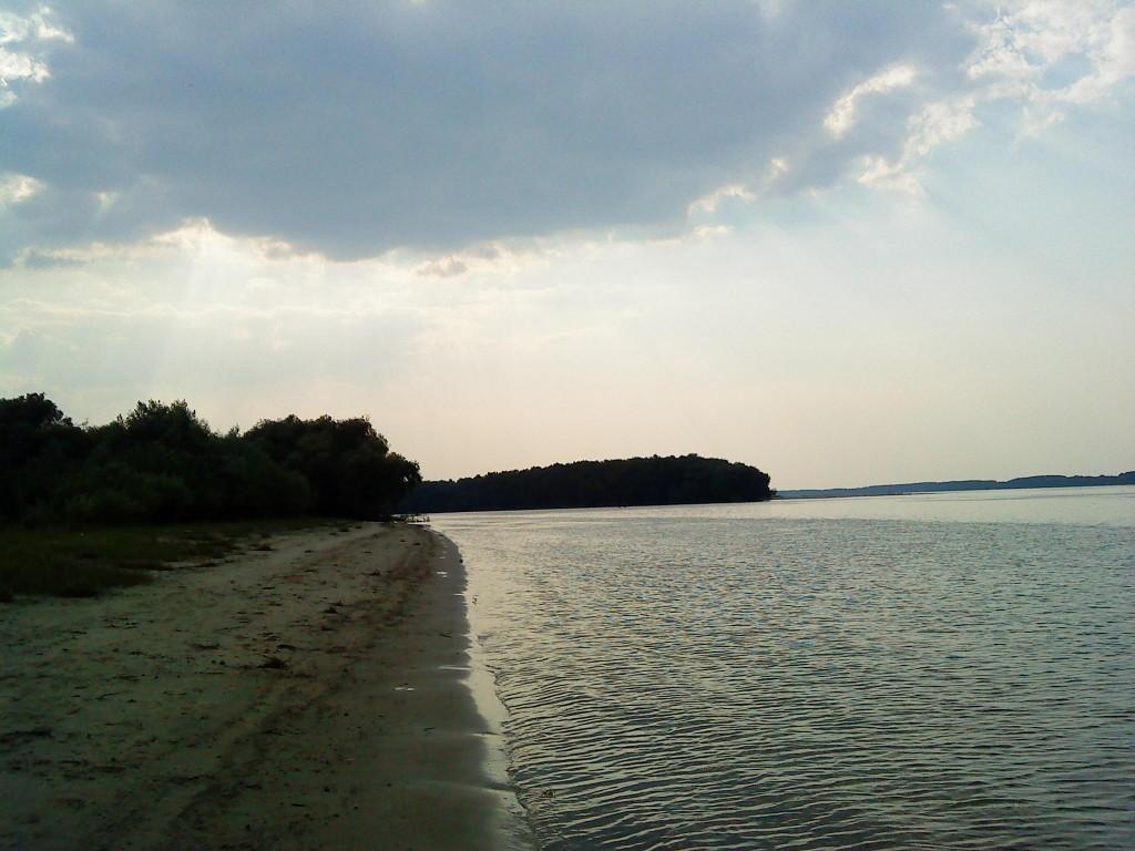 Тутраканският бряг