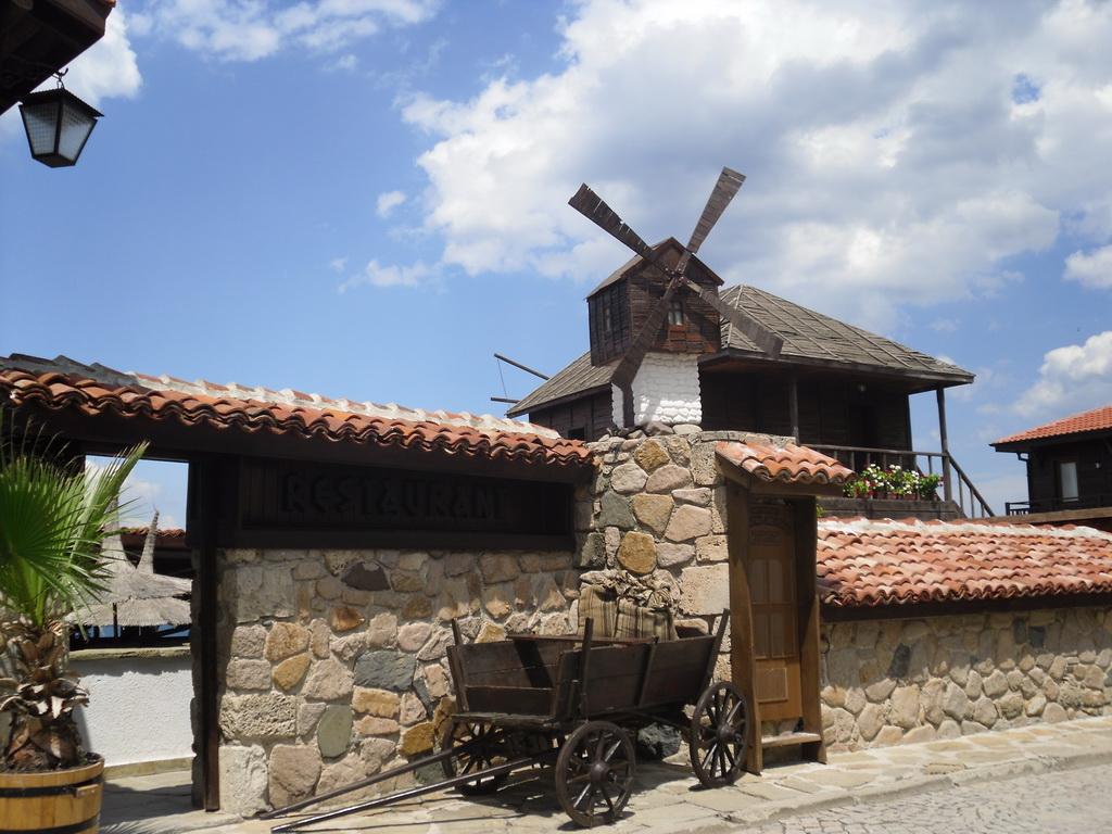 Заведение в стария Созопол