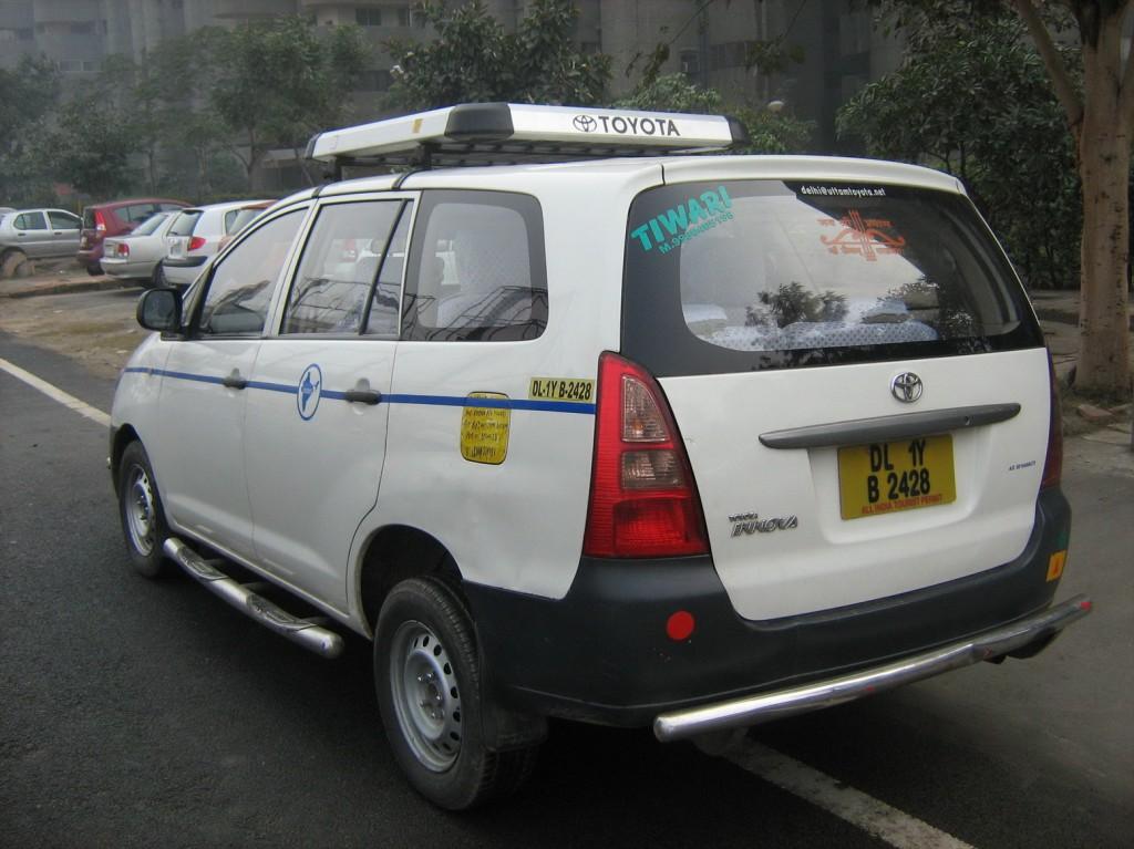 Такси в Делхи