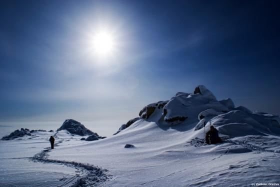 Снимка: Владислав Орачев - Черни връх, Витоша