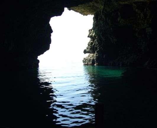 Тюленовата пещера