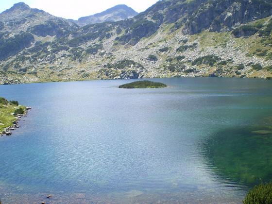 Изглед от Попово езеро