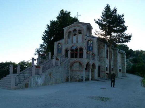 krustova gora 5 560x420 Кръстова гора   християнската светиня на България