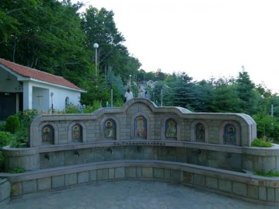 krustova gora 6 560x420 Кръстова гора   християнската светиня на България