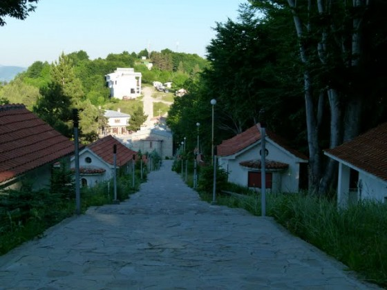krustova gora 7 560x420 Кръстова гора   християнската светиня на България