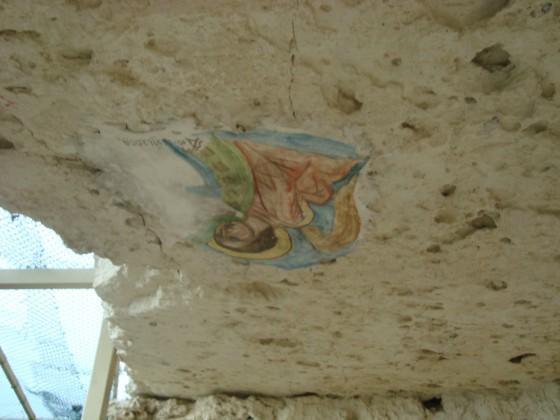 Стенописи - Аладжа манастир