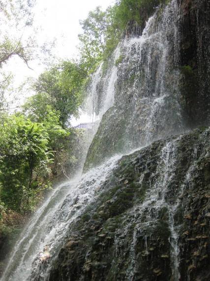 Друг водопад до Крушунските