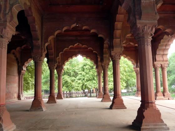 P1130774 560x420 Червената крепост (Red Fort) – символът на Индия