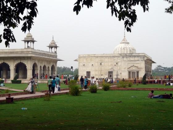 P1130783 560x420 Червената крепост (Red Fort) – символът на Индия