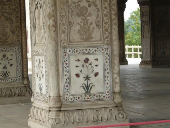 P1130815 560x420 Червената крепост (Red Fort) – символът на Индия