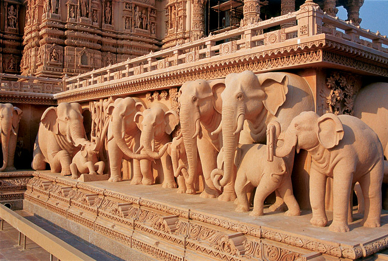 Индия акшардам осмото чудо на света