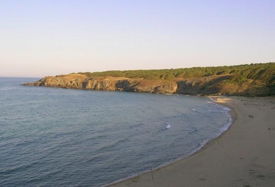plaj lipite1 1 560x381 с.Резово   най южната точка на нашето Черноморие