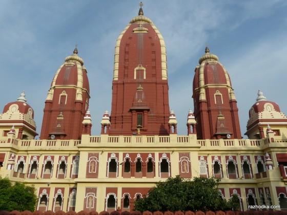 Храмът Лакшми Нараян