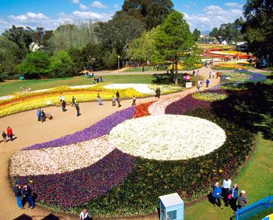 Floriade-garden