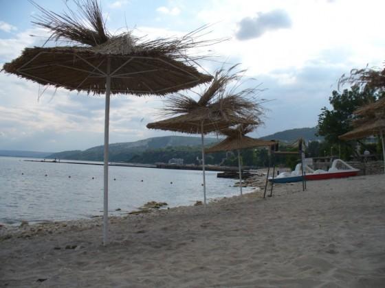 Плаж в Балчик - само за мен