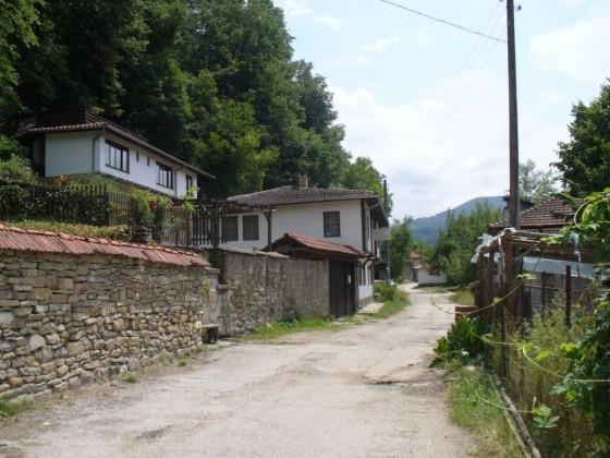 Из улиците на селото
