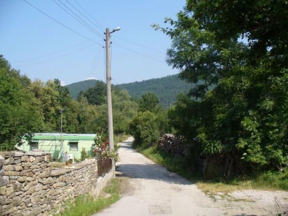 Пътека към квартала на богатите