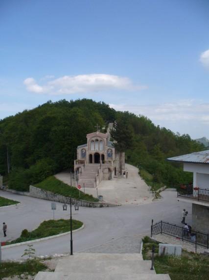 Krystova gora-pogled ot visoko