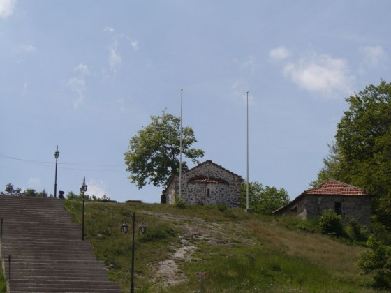 Paraklisa na Krastova gora