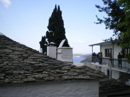 V manastira, na izlizane