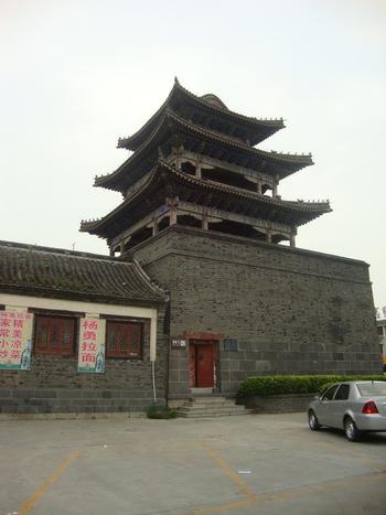 Барабанената кула в Пънлай