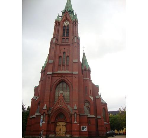 Бергенска църква