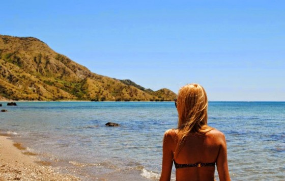 Аз и Daphni Beach, моя рай на Закинтос