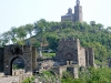 Крепостта Царевец до Велико Търново
