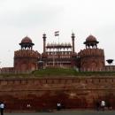 Червената крепост (Red Fort) – символът на Индия