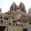 Индия: Лакшми Нараян (Laxmi Narayan) – Храм на Богинята и Богът на богатството и разкоша